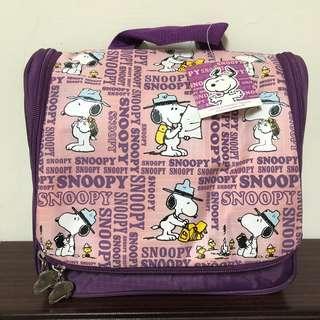 🚚 Snoopy史努比旅行盥洗包