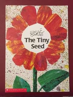 🚚 The Tiny Seed - by Eric Carle