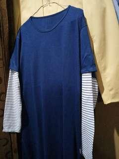 Dress Gamis Kaos Sale
