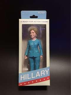 Hillary希拉妮模型公仔