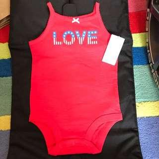 🚚 Carters Baby Body Suit 9 Months