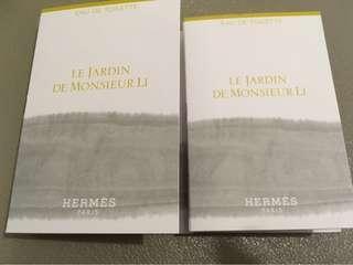 Hermes 香水 李先生 Le Jardin De Monsieur Li