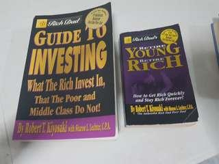 🚚 rich dad's guide to investing by Robert Kiyosaki
