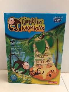 🚚 Tumblin Monkeys