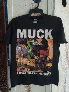 T-shirt MUCK - Local Trash Heroes