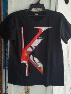 T-shirt KYLIE MINOUGE Tour 2011
