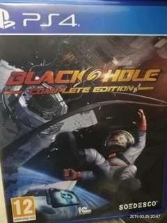 Balck hole PS4