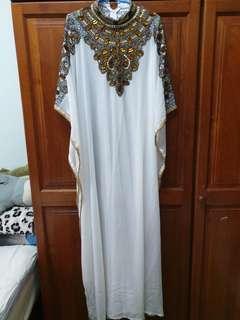 Jeweled Kaftan Abaya