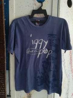T-shirt Iggy Pop - Skull Ring