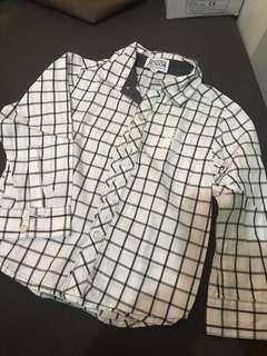Checkered Polo