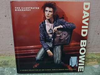 David Bowie Bio n Photography