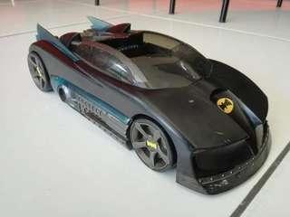 Batman The Batmobile (B) - Loose Mattel, 2004, DC RM55