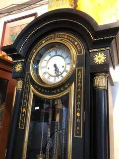Grandfather's Clock Vintage Italy