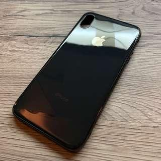 iPhone XS MAX Gloss Black Case