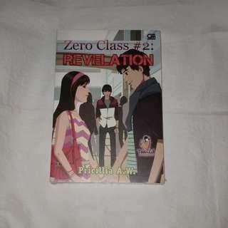 Novel Zero Class 2 (Pricillia A.W.)