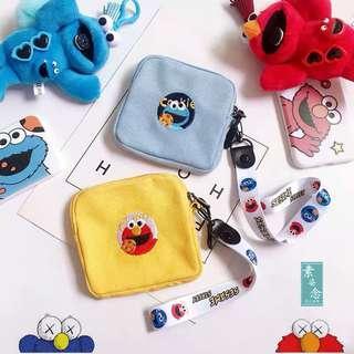 🚚 Sesame Street Pouch