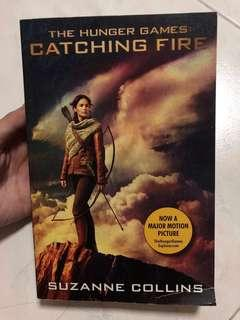 Hunger games - catching fire