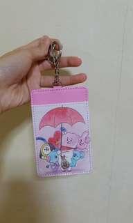 🚚 BT21 Card Holder Pink