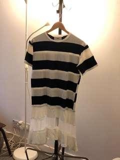 韓國T恤款連身裙