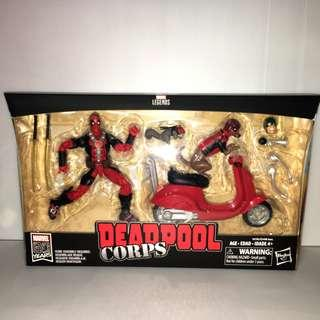 PALING MURAH!!! Marvel Legends Deadpool Corps Restock** FREE NATIONWIDE DELIVERY 📦