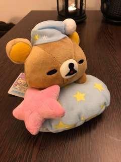全新Rilakkuma甜睡造型鬆弛熊