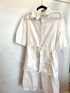 White Dress Berrybenka #paydamaret