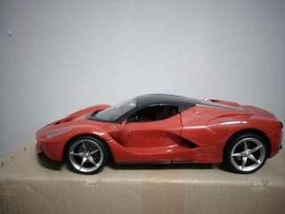 Car Control Plastic Ferrari