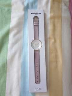 LAMBRETTA CIELO 34 SOFT PINK LEATHER LADIES' WATCH