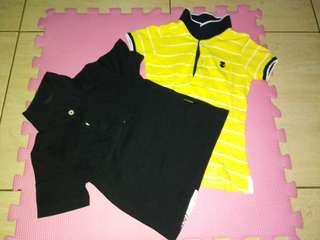 Volcom and Izod Polo Shirt for Kids