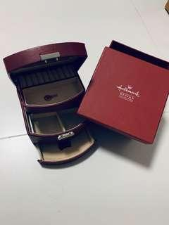 Hallmark Jewellery Box - Maroon