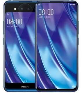 🚚 Vivo Nex Dual Display 128gb