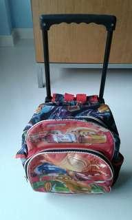 Cars Trolley Bag