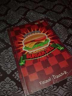 Burger Del by Faizal Dzasrik