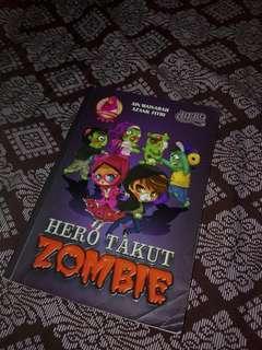 Hero Takut Zombie by Ain Maisarah n Azanil Fitri
