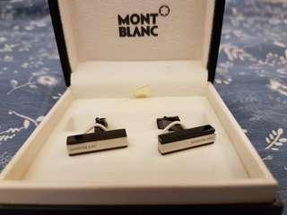 Mont Blanc Cufflinks