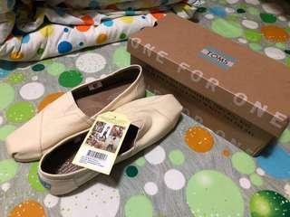 Toms Natural Canvas