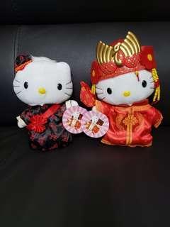 1999年麥當勞hello kitty收藏版_京城之戀
