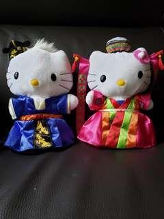 1999年麥當勞hello kitty收藏版_漢城之戀