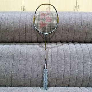 Yonex Badminton Racket Isometric