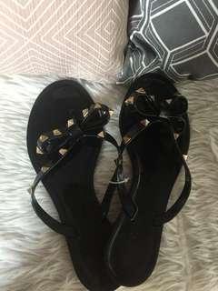 Valentino inspired slipper size 37 only