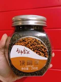 決明子 沖茶顆粒250g