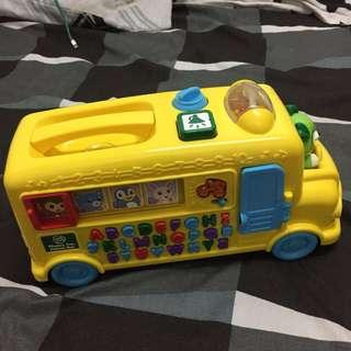 Leapfrog Phonics Bus
