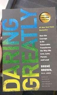 🚚 Daring Greatly - Brene Brown