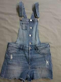 Girl's Dungarees