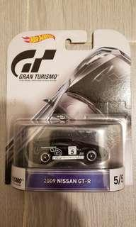 Hot Wheels Gran Turismo 2009 Nissan GT-R