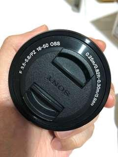 🚚 Sony 16-50MM