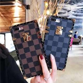 三星Note9手機殼 手機套 保護殼 保護套 黑棋盤格