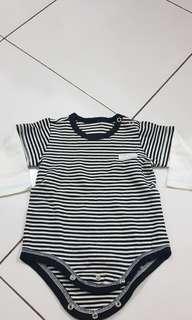 Baju jumpsuit bayi