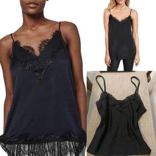 Auth💯Cotton Embroidery Camisole ( Retails at 1,100)