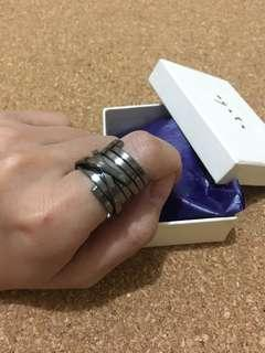 🚚 agete個性款戒指
